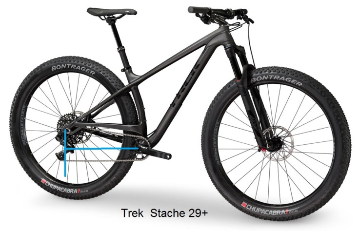 Trek Stache 98 carbon