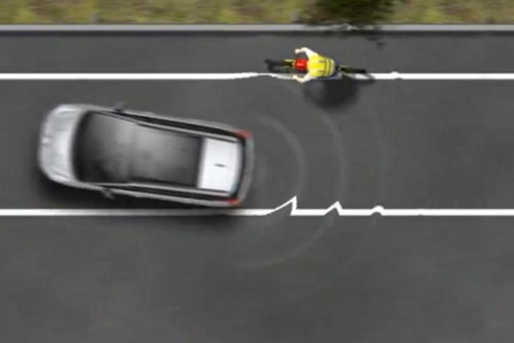 DGT road safety video - overtaking